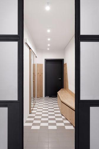 豪华型140平米别墅北欧风格走廊装修案例