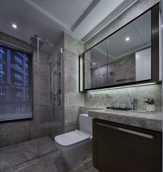 豪华型140平米四室两厅法式风格卫生间设计图
