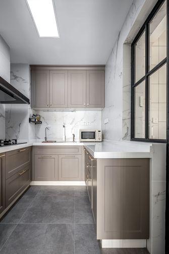 经济型100平米三室两厅欧式风格厨房欣赏图