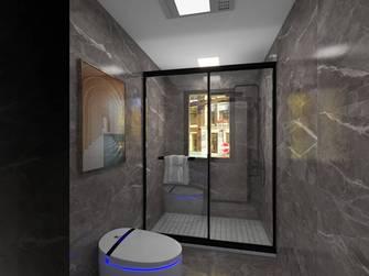 140平米三室三厅中式风格卫生间装修效果图