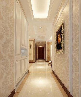 120平米三室两厅新古典风格走廊装修效果图