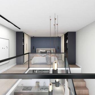 富裕型40平米小户型现代简约风格阁楼欣赏图