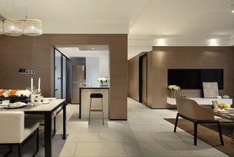 140平米三室两厅港式风格客厅图