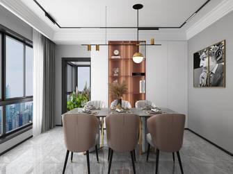 140平米复式轻奢风格餐厅欣赏图