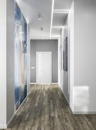 110平米三轻奢风格走廊设计图