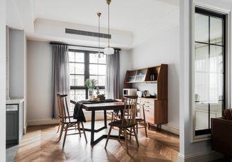 豪华型120平米四室两厅混搭风格餐厅效果图