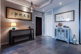 富裕型140平米中式风格玄关欣赏图