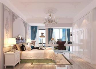 15-20万140平米四室一厅法式风格卧室装修案例
