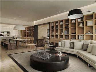 20万以上110平米三室两厅日式风格客厅设计图