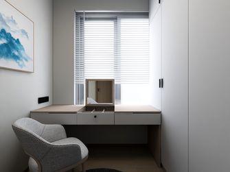富裕型三室两厅日式风格书房装修图片大全