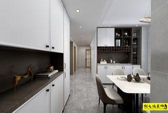 10-15万120平米三室两厅现代简约风格走廊图片