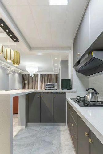 5-10万110平米三现代简约风格厨房效果图