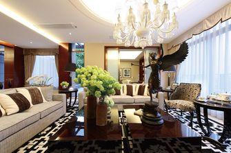 120平米三欧式风格客厅欣赏图