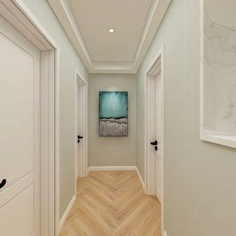 140平米现代简约风格走廊装修图片大全