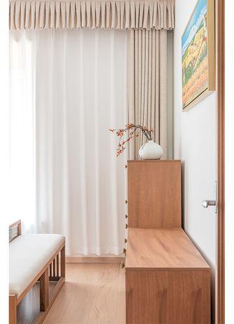 130平米三室两厅日式风格卧室装修效果图