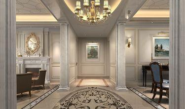 20万以上140平米别墅美式风格玄关图片大全