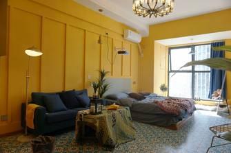 5-10万40平米小户型东南亚风格卧室装修案例