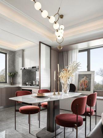 20万以上130平米三室一厅中式风格餐厅效果图