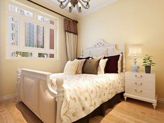 富裕型60平米北欧风格卧室设计图