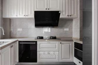 20万以上140平米四室两厅美式风格厨房欣赏图