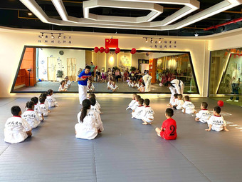 IGY武道馆·综合体适能训练·跆拳道·自由搏击·散打