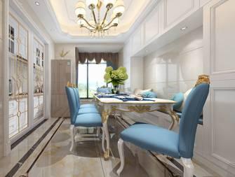 富裕型120平米三室一厅欧式风格餐厅效果图