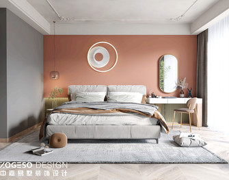 豪华型140平米别墅混搭风格卧室图片大全