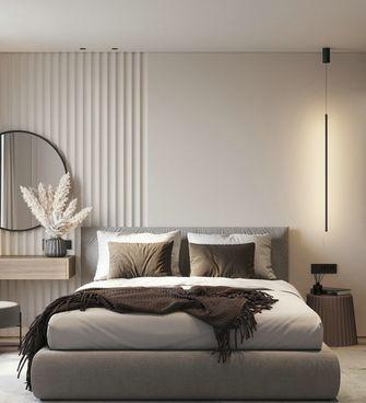 5-10万公寓现代简约风格卧室图片大全