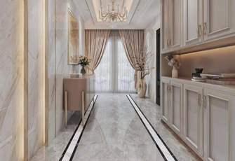 豪华型140平米别墅法式风格玄关设计图