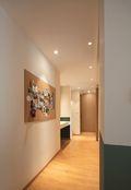 70平米公寓日式风格走廊装修案例