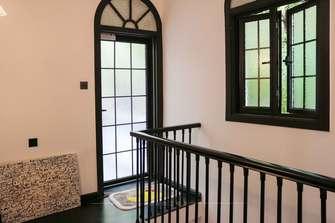 80平米复式法式风格阳台装修案例