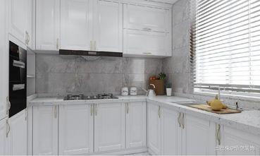 富裕型120平米欧式风格厨房设计图