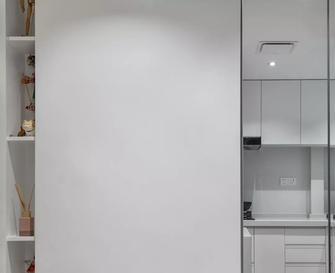 3万以下40平米小户型现代简约风格玄关装修案例