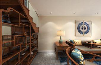 富裕型40平米小户型欧式风格楼梯间欣赏图