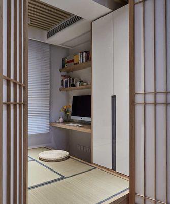 经济型80平米日式风格书房装修案例