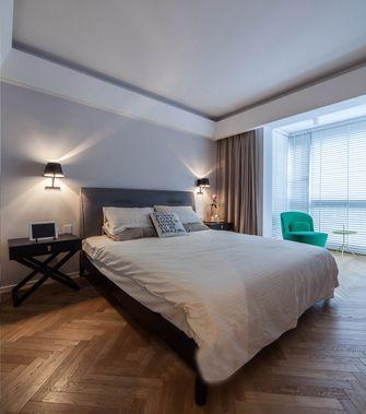 15-20万130平米三室一厅北欧风格卧室装修案例