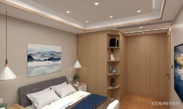 15-20万90平米三日式风格卧室效果图