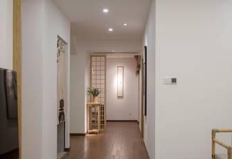 豪华型140平米别墅日式风格走廊设计图