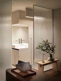 5-10万100平米三室一厅新古典风格卫生间图