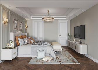 豪华型140平米复式美式风格卧室图