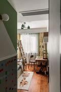 豪华型140平米三新古典风格青少年房图