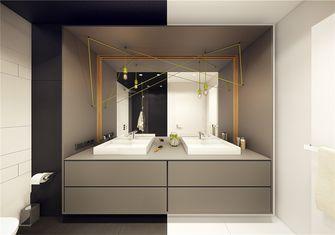 20万以上50平米一室一厅现代简约风格卫生间图