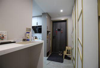 15-20万30平米小户型现代简约风格走廊设计图
