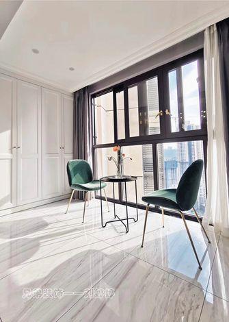 110平米三现代简约风格阳光房装修效果图