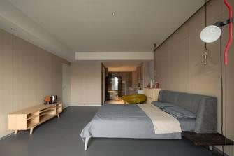 富裕型130平米三室两厅日式风格卧室图片大全