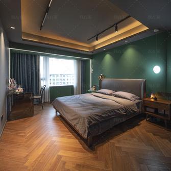 北欧风格卧室图