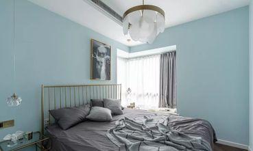一居室现代简约风格卧室装修效果图