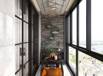 100平米中式风格阳台图片