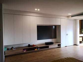 豪华型三室一厅工业风风格客厅欣赏图