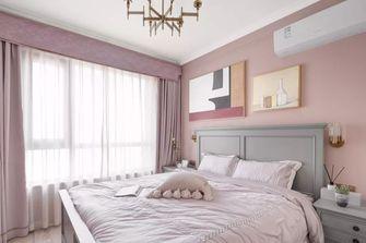 3-5万70平米美式风格卧室效果图